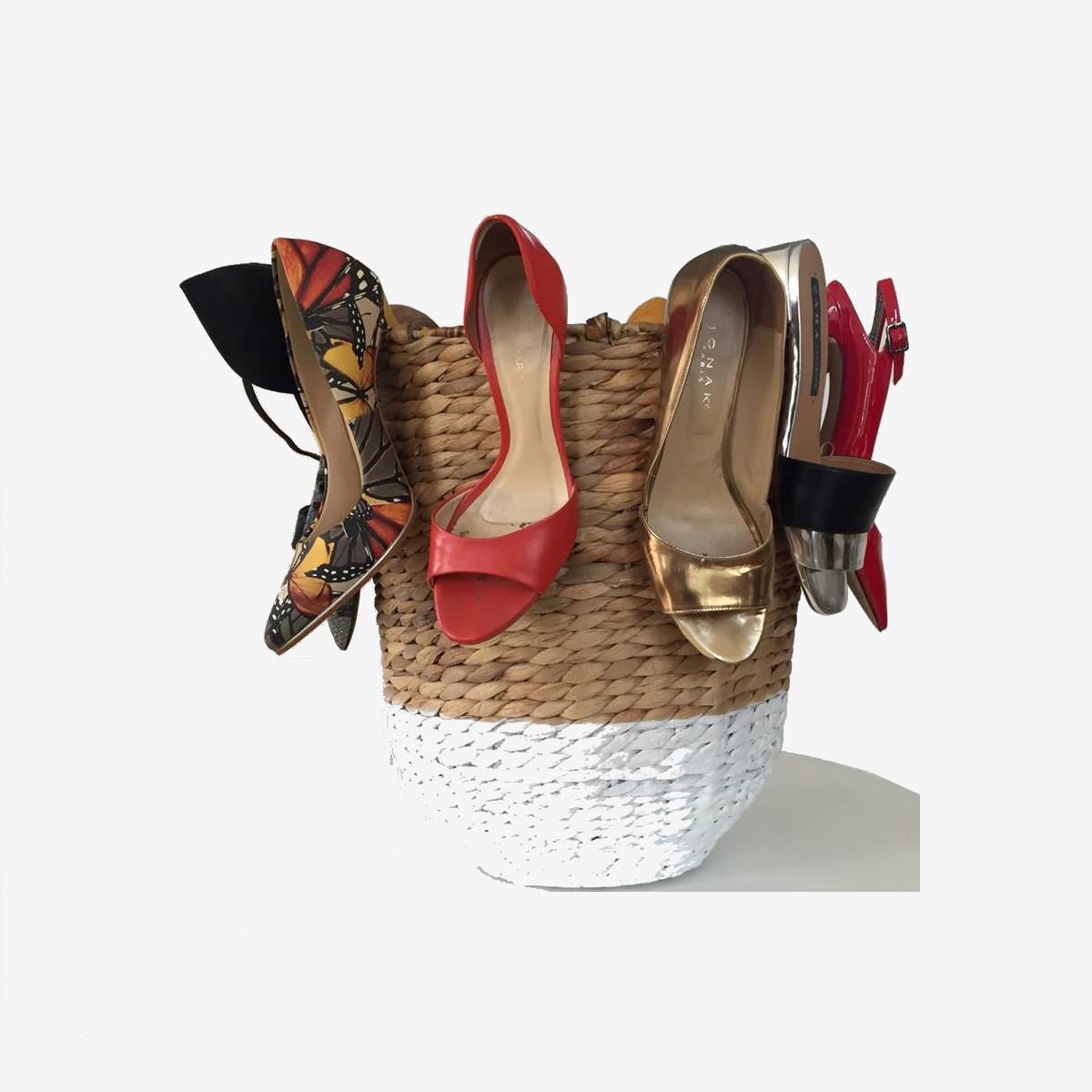 0ee501d688bc1 Oh my shoes ! 40 paires printanières pour parader...chaussures aux ...