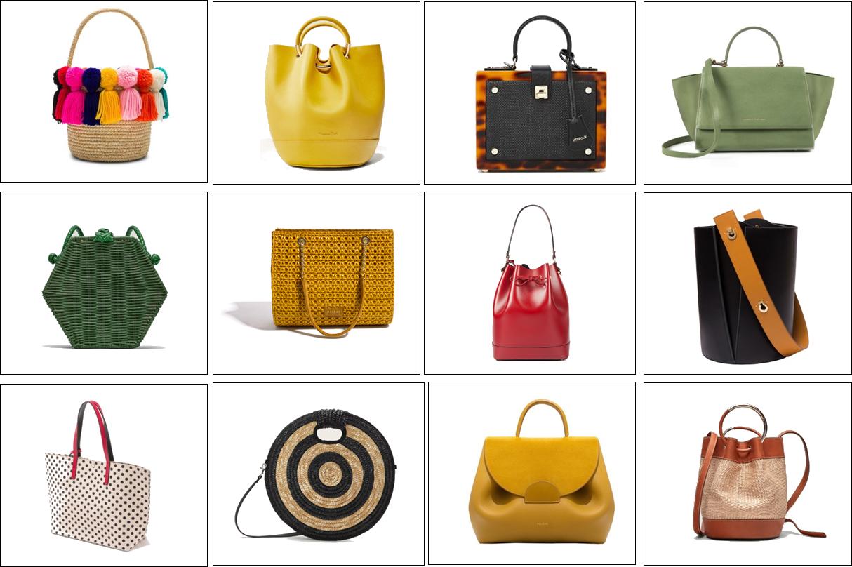 Et si on s offrait un sac original   30 sacs chics et printaniers ... f5c0c5791157